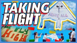 Taking Flight team building Singapore activity
