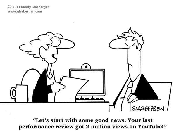 The Best Thing About A Staff Performance Review Is That It