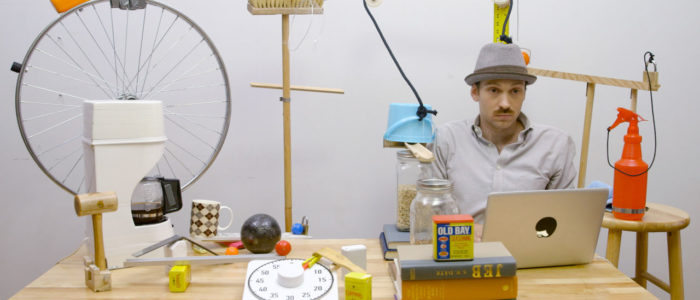 Incredible Rube Goldberg Machine