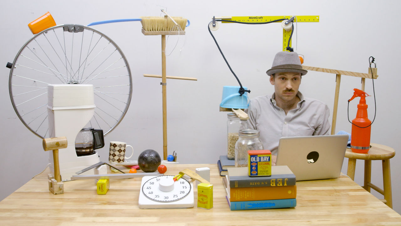 Rube Goldberg Machine Ideas For Kids