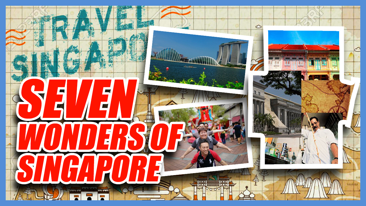 Seven Wonders of Singapore team building Singapore activity