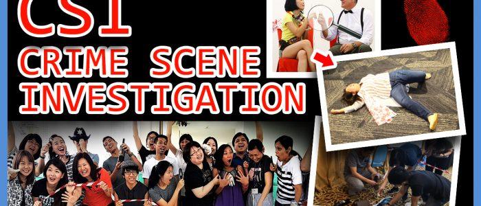CSI – Crime Scene Investigation