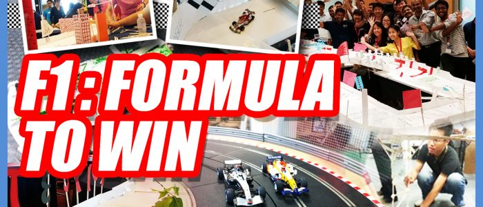 F1: Formula To Win