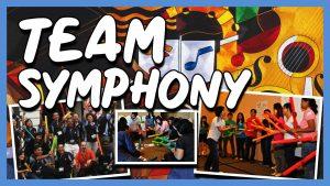 Team Symphony team building Singapore activity