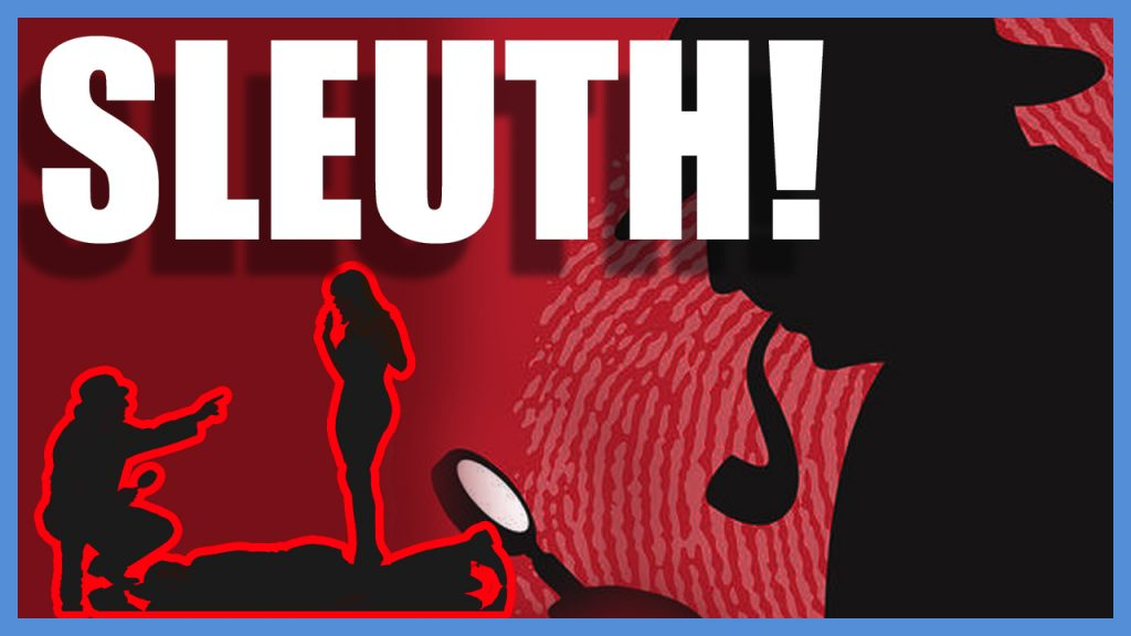 Sleuth Online Team Building Activity