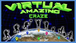 Virtual Amazing Craze virtual team building activity