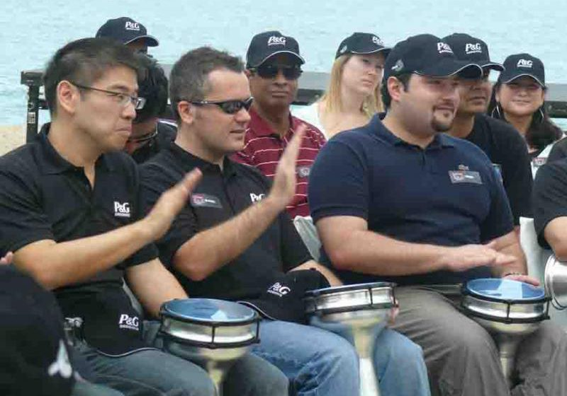 Drumming-team-building-Singapore-by-GRINESS